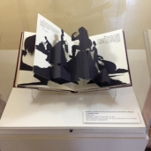 Freedom, a Fable: A Curious Interpretation of the Wit of a Negress in Troubled Times Walker, Kara [Pasadena, California, Typecraft], ca. 1997 Offset lithographs and five laser-cut, pop-up silhouettes on wove paper Pop-up Books, 745.5928 W181
